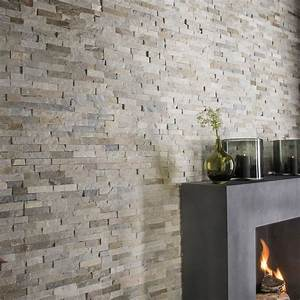 Plaque De Parement Leroy Merlin : plaquette de parement pierre naturelle beige magrit ~ Dailycaller-alerts.com Idées de Décoration