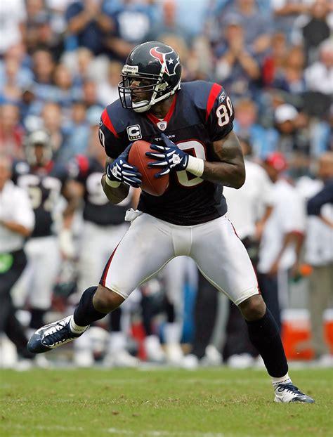 Andre Johnson - Andre Johnson Photos - Houston Texans v ...