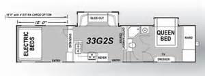 2015 eclipse attitude garage 33g2s fifth wheel tucson az