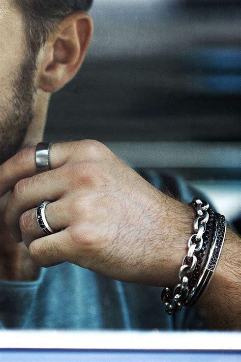mens jewelry ideas  pinterest man jewelry
