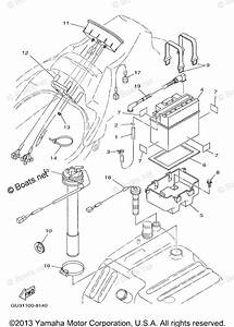 Yamaha Waverunner Parts 1998 Oem Parts Diagram For