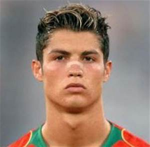Cristiano Ronaldo Hairstyles: Curly, Faux-Hawk, Mullet ...