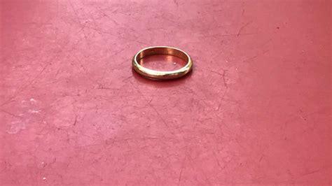 lost wedding ring found at lake eola park