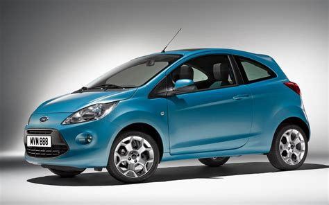 New 2009 Ford Ka Leaked Photo  It's Your Auto World