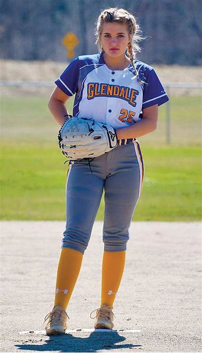 Softball Player Glendale Adversity Overcoming Drives Mirror