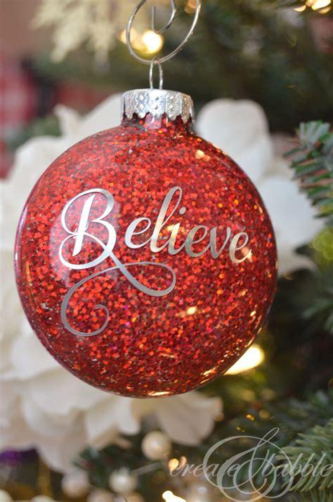 diy glitter christmas ornaments glitter ornaments