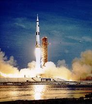 Apollo 11 Rocket Launch