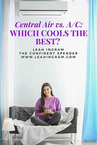 Home Cooling Tips  Window Ac Unit Vs Central Air