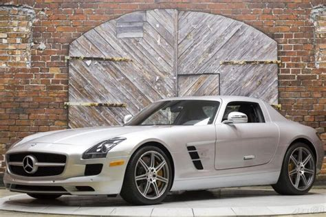 The model range is available in the following body types starting from the engine/transmission specs shown below. Mercedes-Benz SLS AMG 2011 Base for sale online | eBay