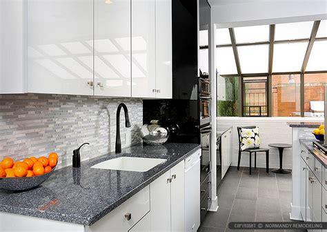 9 White Modern Backsplash Ideas  Glass Marble Mosaic Tile