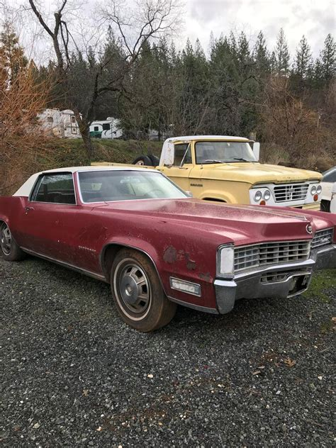 1968 Cadillac Eldorado For Sale by 1968 Cadillac Eldorado For Sale 2056588 Hemmings Motor News