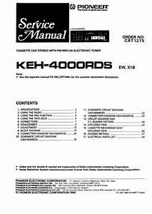 Pioneer Keh6000rds