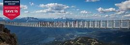 Whistler BC Canada | PEAK 2 PEAK Gondola | Tourism Whistler