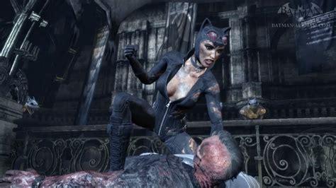 Batman Arkham City Walkthrough Catwoman Episode 4