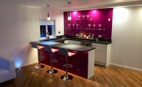 Home Design Ideas In Uk by A Bit Of Luxury A Home Bar Designed Supplied