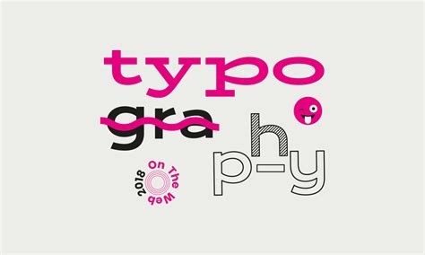 home layout typography is the black trends in web design