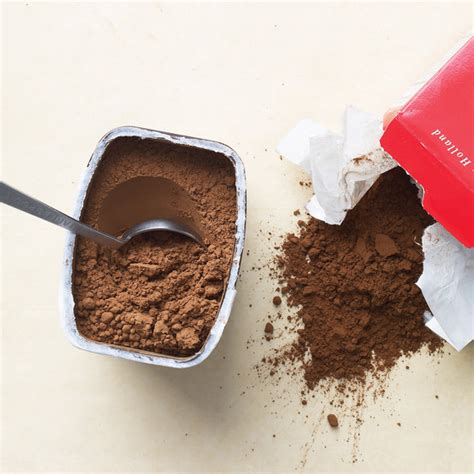 lowdown  cocoa powder natural  dutch process