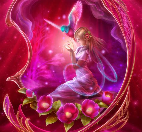 Beautiful Animated Fairies Wallpapers - beautiful fairies wallpapers wallpapersafari