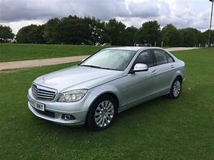 Mercedes Classe C220 : mercedes benz c class c220 cdi elegance 2008 in meadows nottinghamshire gumtree ~ Maxctalentgroup.com Avis de Voitures
