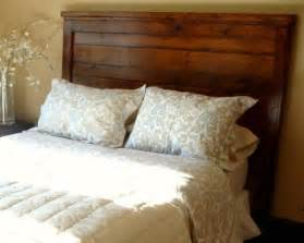 ana white build a reclaimed wood headboard full and
