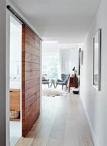 Porte Coulissante Dans Le Mur : la porte coulissante dans toute sa splendeur ~ Dailycaller-alerts.com Idées de Décoration