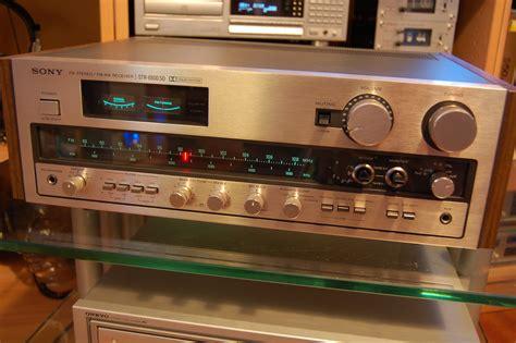 Sony STR-6800SD Stereo Receivers