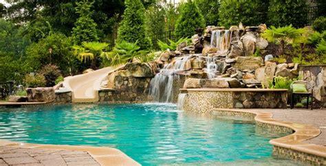 charlotte landscaping design inground pools coogans