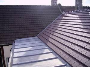 Toiture Metallique Pour Maison : zinc pour toiture zinc pour toiture j cherence connaitre ~ Premium-room.com Idées de Décoration