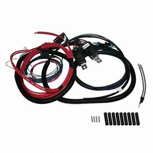 Afco 8000044402 Universal Dual Cooling Fan Wire Harness