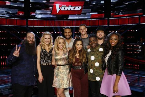 8 best florida finalists images the voice 2016 top 9 winners cast of contestants season