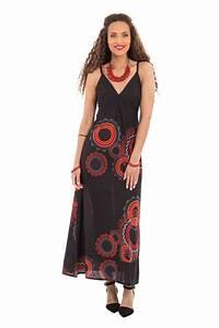 robe d ete longue ethnique et originale imprimee mandalas With robe d été femme originale