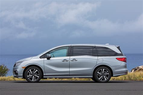 Honda Odyssey Specs  2017, 2018 Autoevolution