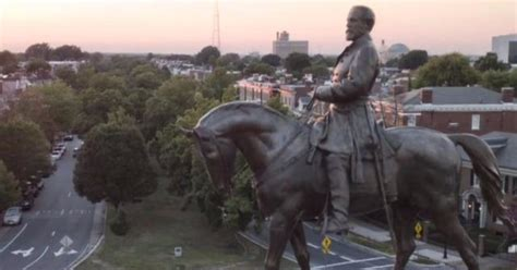 judge blocks removal  robert  lee statue  richmond