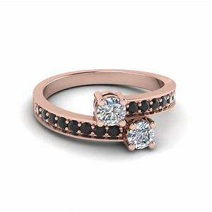 15 black diamond engagement ring designs fascinating With diamond wedding ring designs