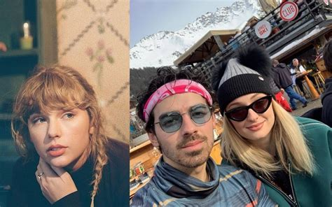 Taylor Swift and Sophie Turner Show Love for Each Other ...