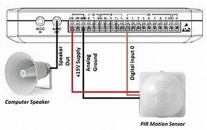 Motion Wiring Ace Security Diagram Sensor Light