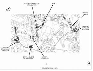 96 Dodge Avenger Engine Diagram