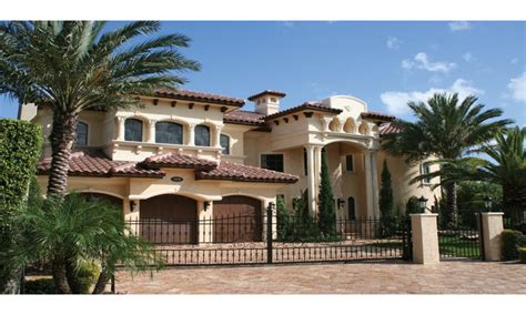 mediterranean style house mediterranean tuscan house plans luxury