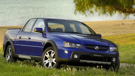 Holden Crewman Cross 6 2005 Review   CarsGuide
