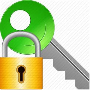Access key, password, protection, safety lock, secret code ...