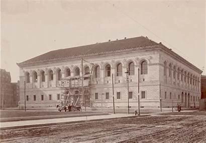 Mckim Building Bpl Library Boston Loop 125th