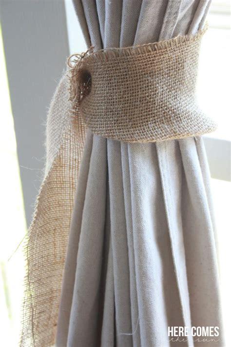 drop cloth porch curtains    sun
