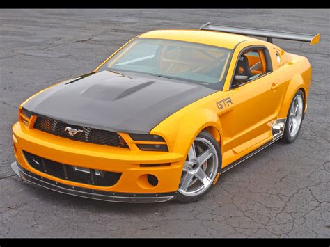 voiture ford 2005 ford mustang gt car photo voiture tuning ford