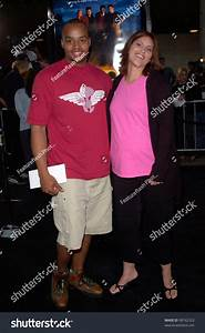 Actor Donald Faison & Wife Lisa At The Los Angeles ...