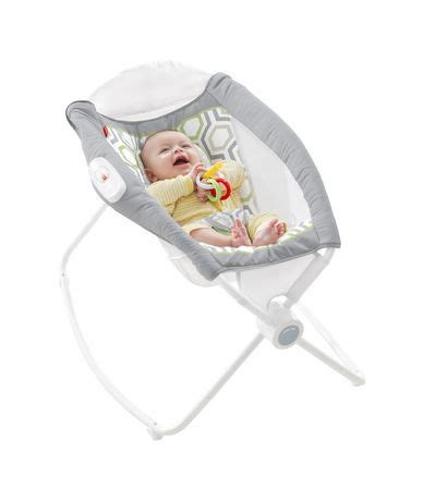Fisher Price Rock N Roll Sleeper - fisher price rock and play soothing seat walmart canada