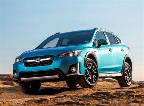 Meet The New 2019 Subaru Crosstrek Hybrid | CarBuzz