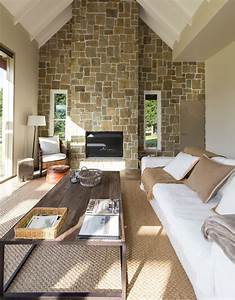 Steinwand Wohnzimmer Ideen : steinwand wohnzimmer eine dekorative wand voller charakter und stil ~ Sanjose-hotels-ca.com Haus und Dekorationen