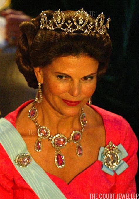 Queen Silvia's Tiaras | The Court Jeweller