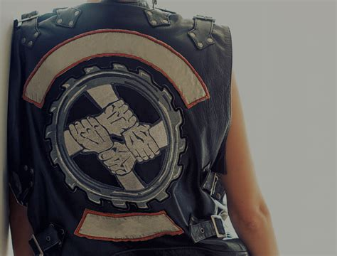 Custom Motorcycle Jackets, Vests & Biker Jackets