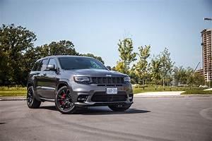 Jeep Grand Cherokee 2017 : review 2017 jeep grand cherokee srt canadian auto review ~ Medecine-chirurgie-esthetiques.com Avis de Voitures